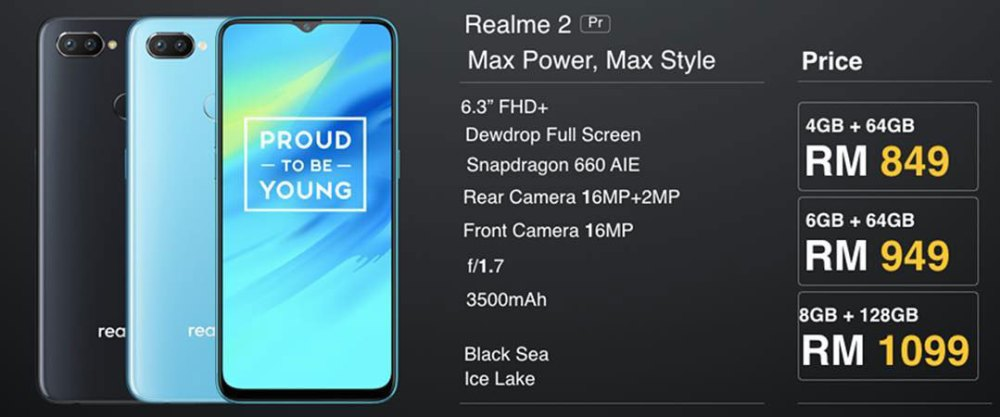 Realme-2-Pro-Malaysia-price